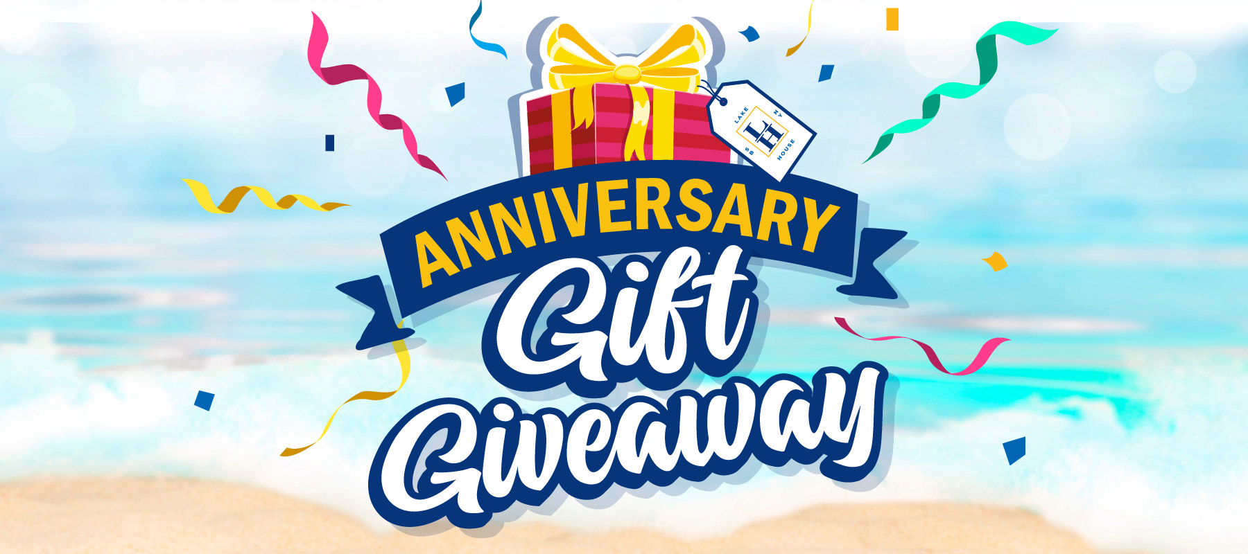 Anniversary Gift Giveaway