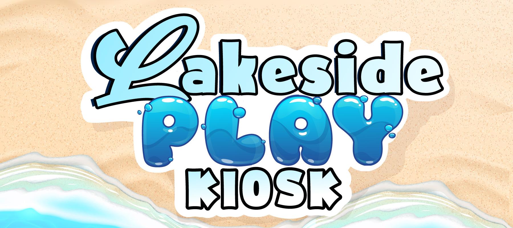 Lakeside Play Kiosk