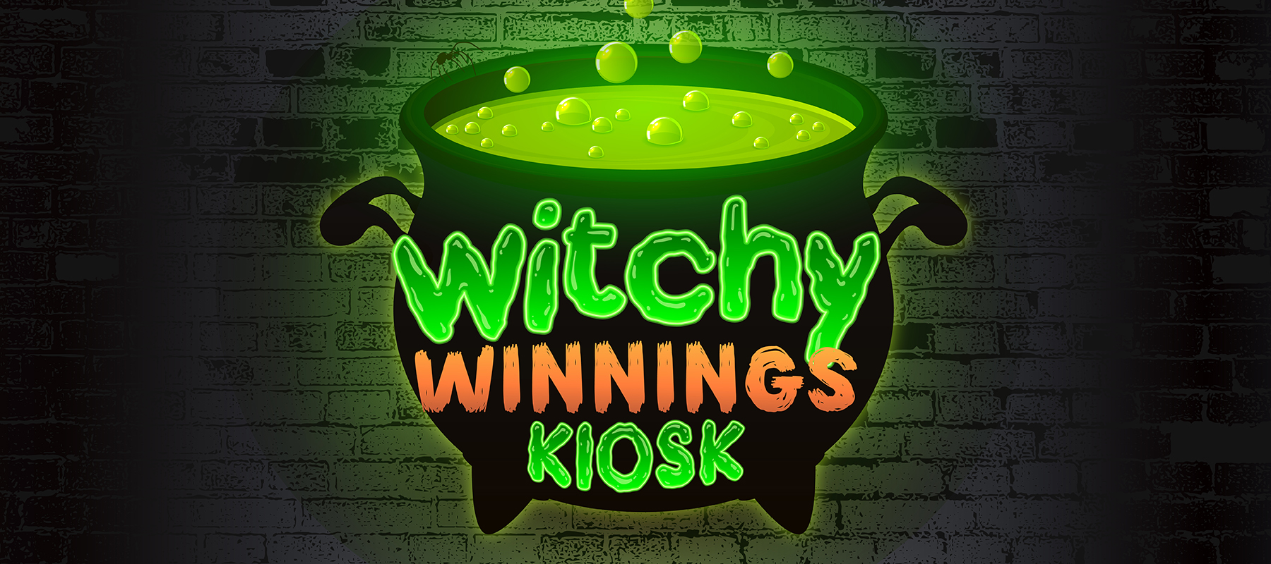 Witchy Winnings Kiosk