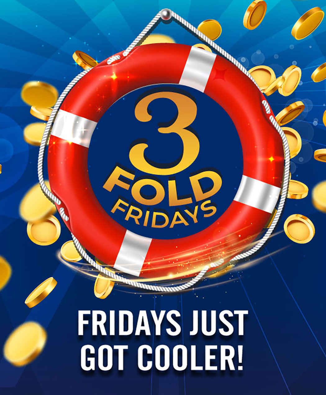 3 Fold Fridays