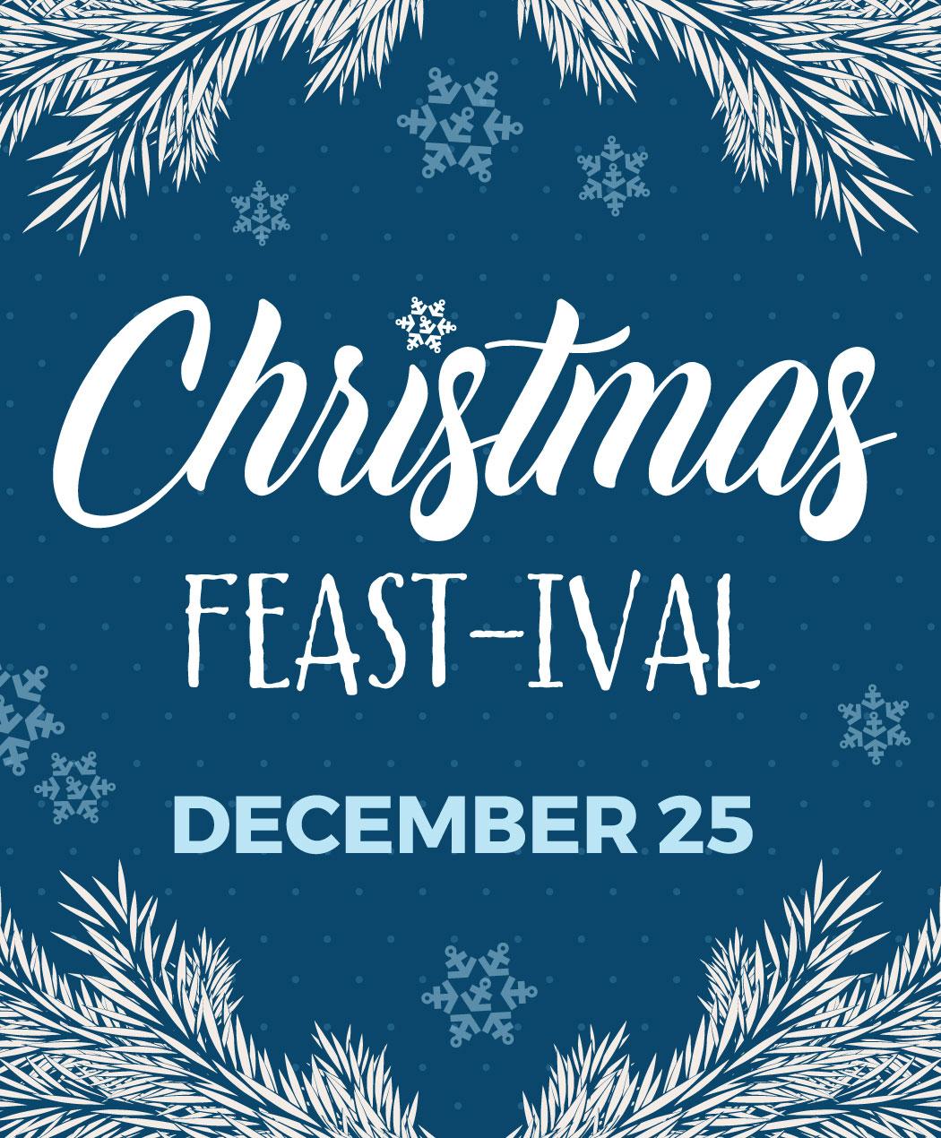 Christmas Feast-ival