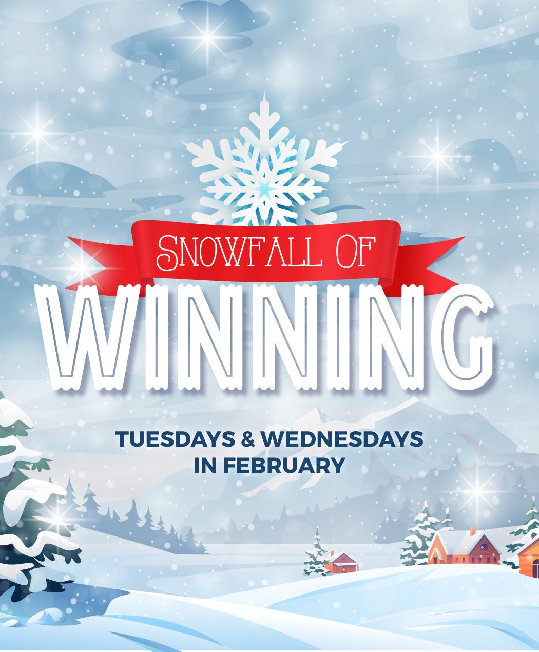 Snowfall of Winning
