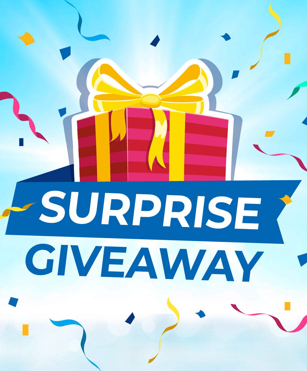 Surprise and Delight Giveaway