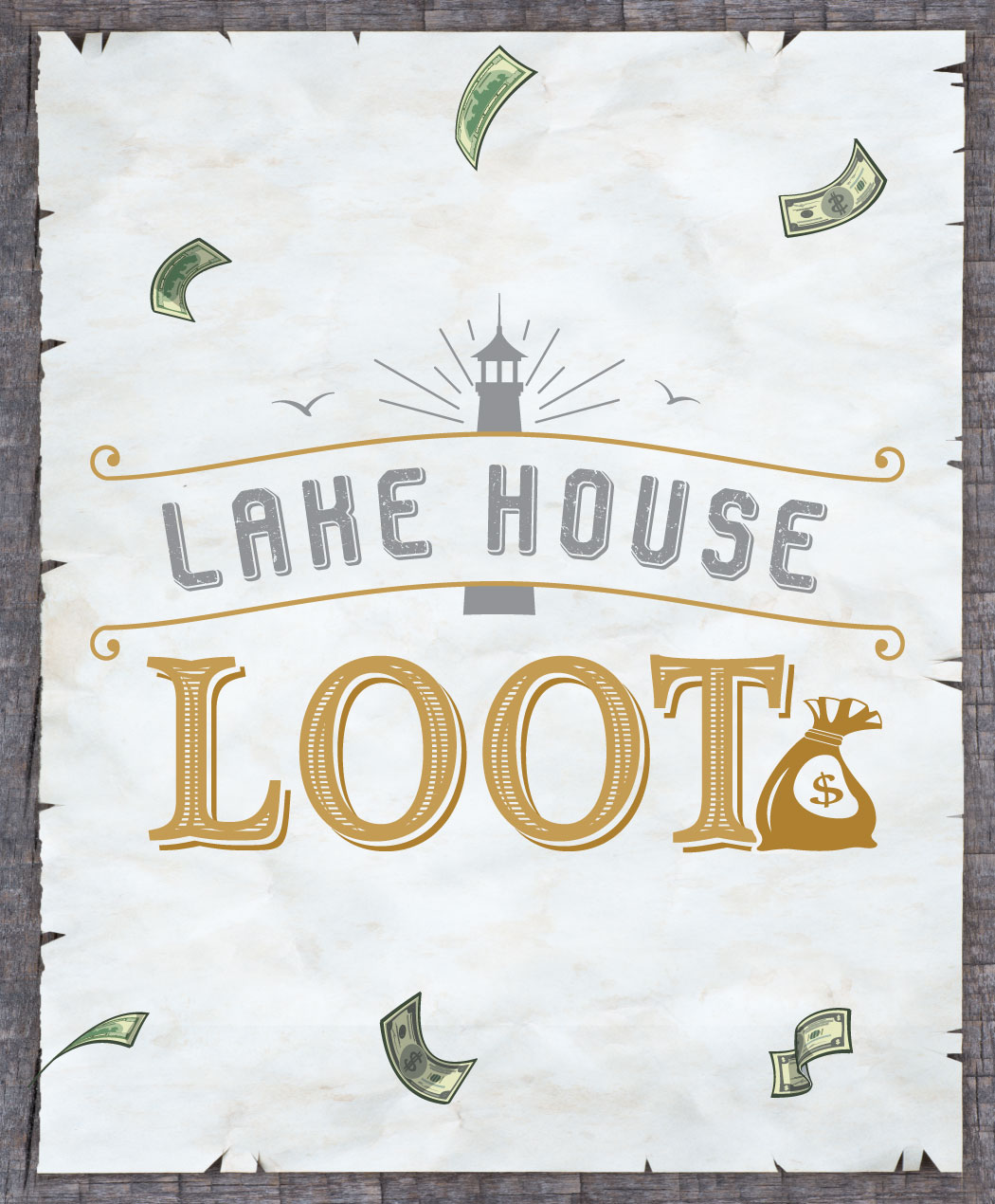 Lake House Loot