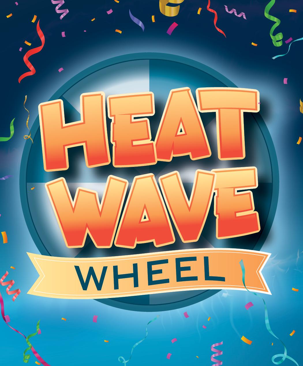 Anniversary Heat Wave Wheel